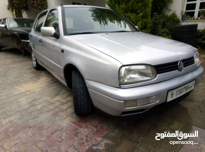 1997 Used Golf with Manual transmission is available for sale