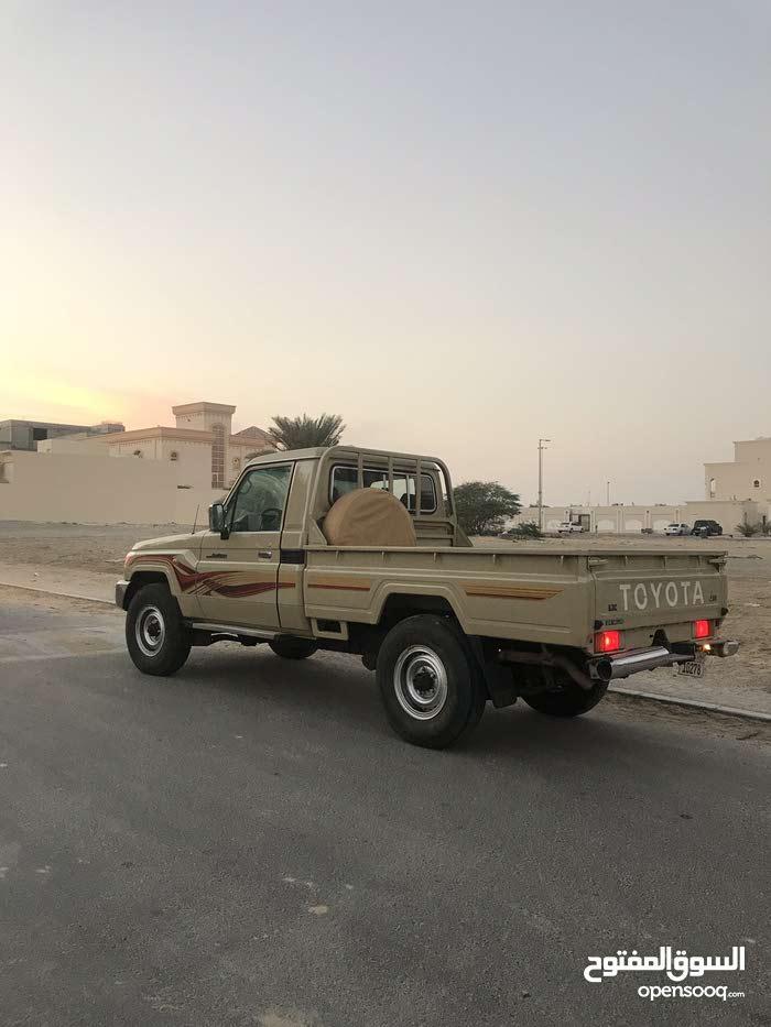 Toyota Land Cruiser Pickup in Abu Dhabi