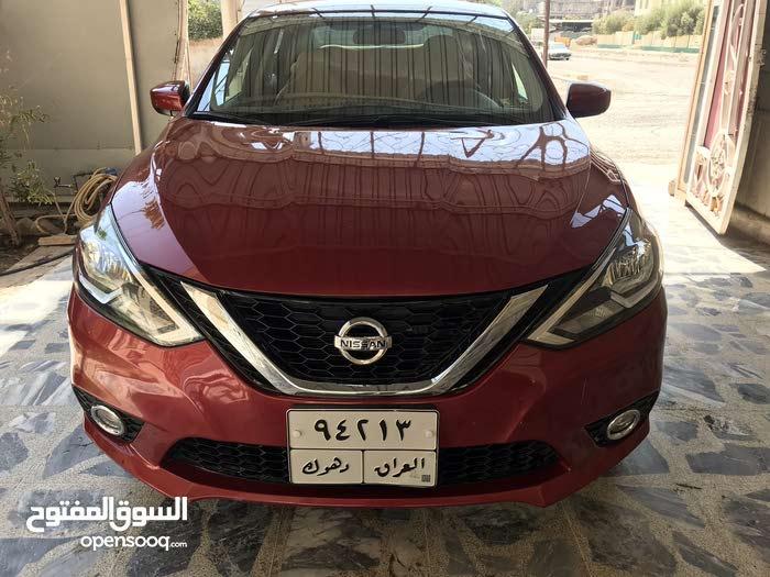 Nissan Sentra 2017 For Sale