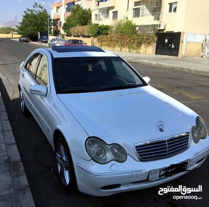 Used 2003 C 200 for sale