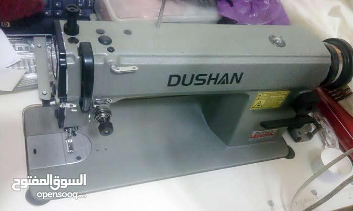 ماكينة درزة صناعي مع اقمشة للطباعة الحرارية