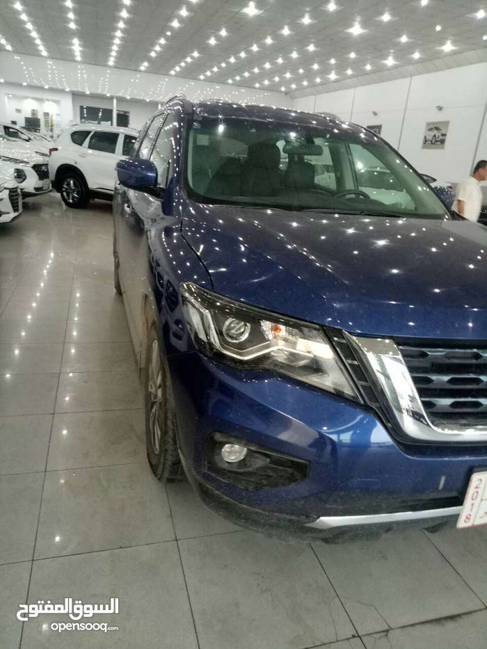Automatic Nissan 2017 for sale - Used - Najaf city