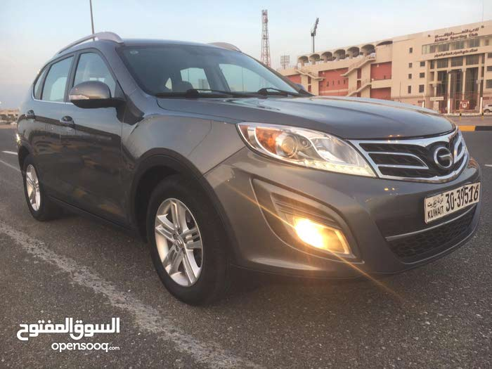 Used condition JAC S5 2014 with 110,000 - 119,999 km mileage