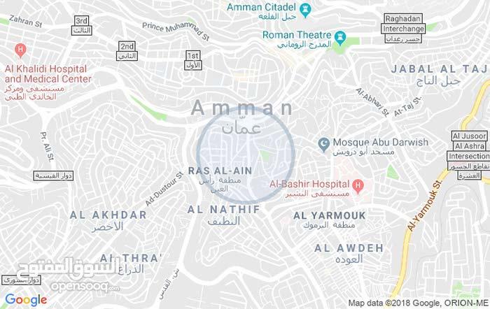 عمان. ضاحية الحاج حسن .  قرب كازية توتال