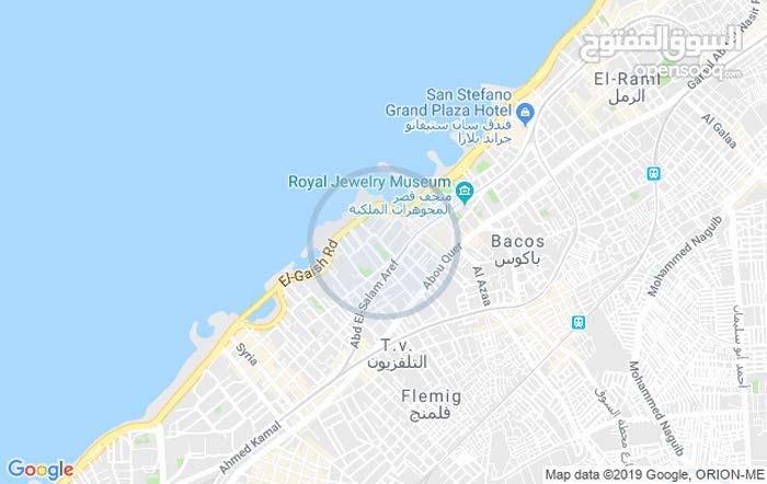 6 شارع اللواء يسري قمحة جليم امام قصر المرغني