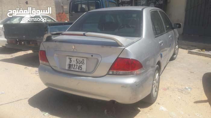 Mitsubishi Lancer in Tripoli