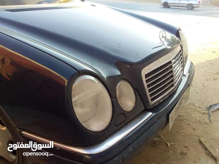 Mercedes Benz E 320 Used in Tripoli