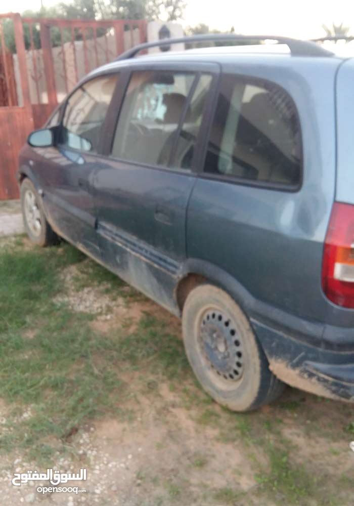 1 - 9,999 km mileage Opel Zafira for sale