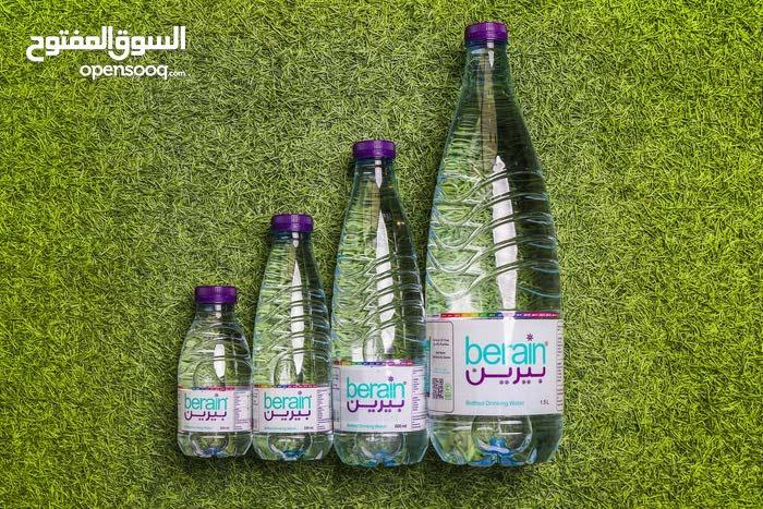 توصيل مياه الشرب المحلية و المستورده