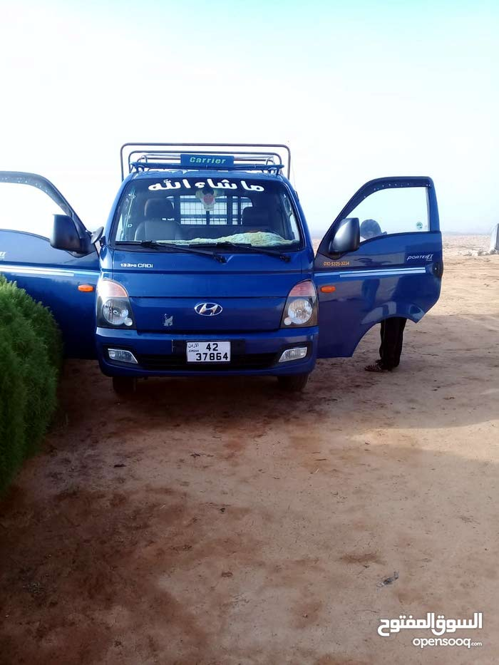 Hyundai Porter 2012 For sale - Blue color
