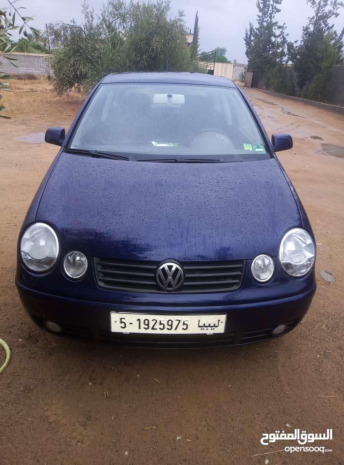 2003 Volkswagen Polo for sale in Tripoli