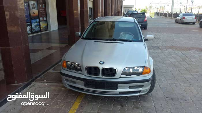 New BMW 318 for sale in Tripoli