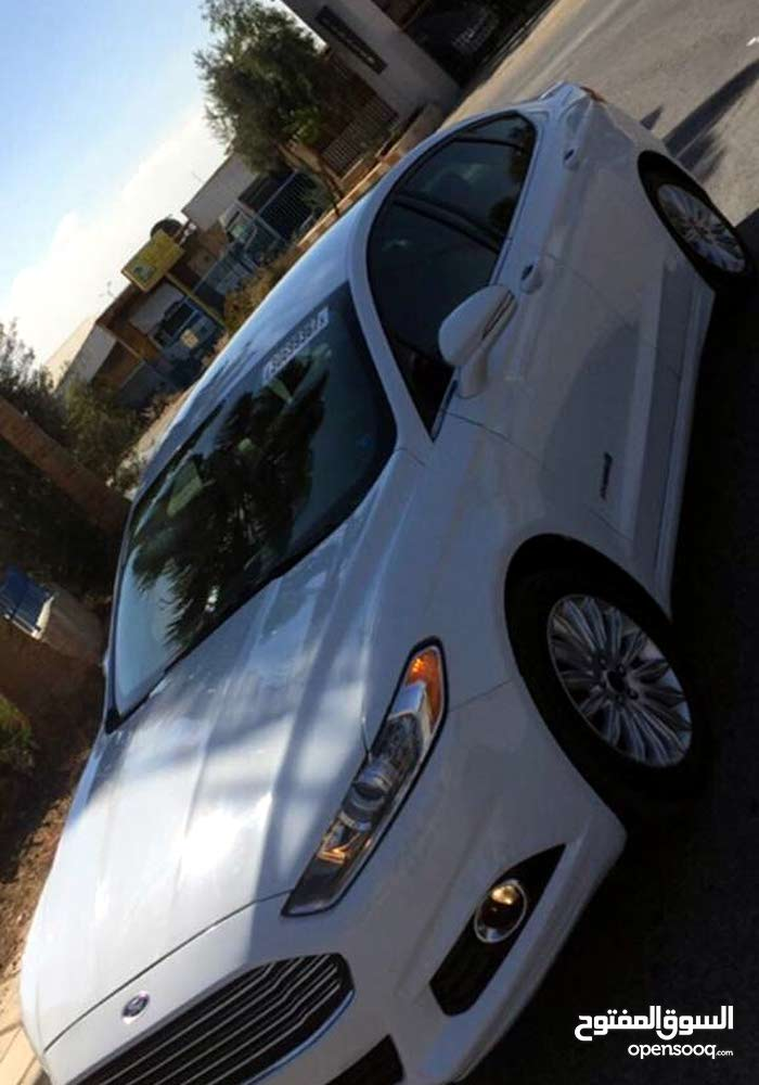 Used condition Ford Fusion 2014 with  km mileage