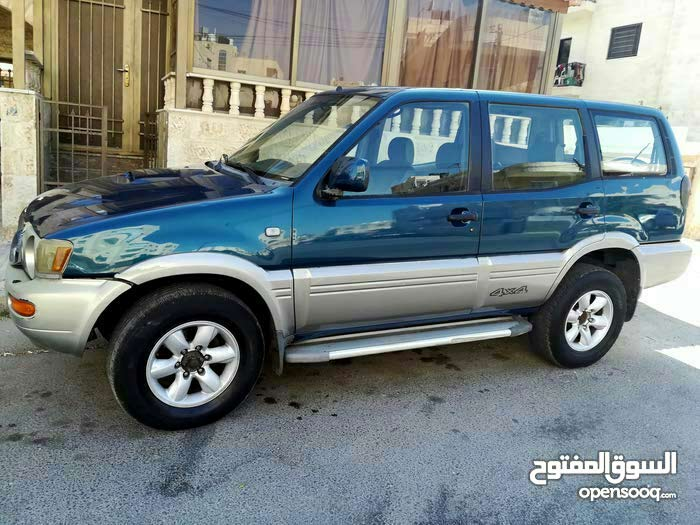 Used Condition Nissan Terrano 2002 With 0 Km Mileage 91104290