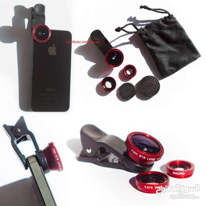 عدسات تصوير للهاتف