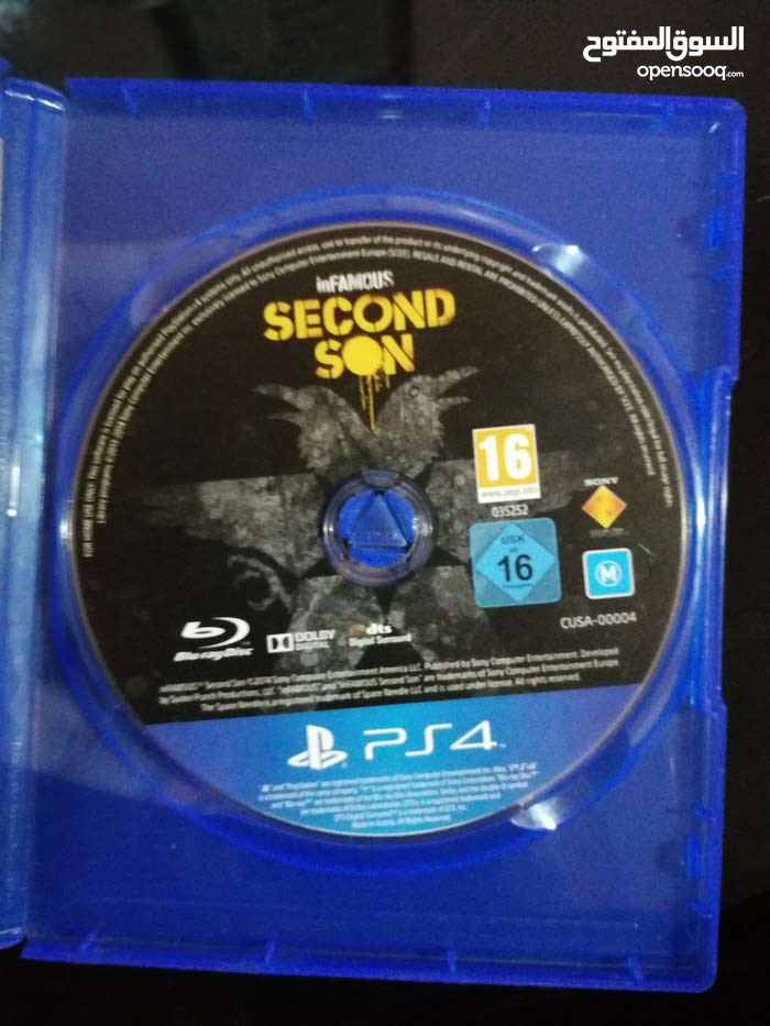 Infamous Second Son 86419230 Opensooq
