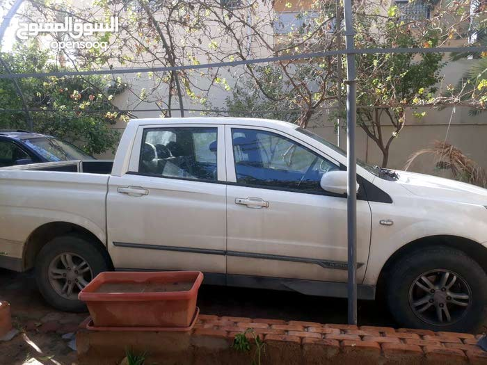 SsangYong Other 2013 - Used