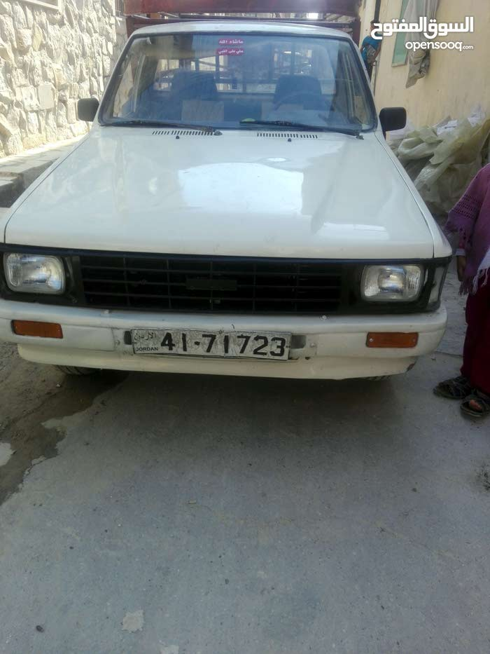 Beige Toyota Hilux 1988 for sale