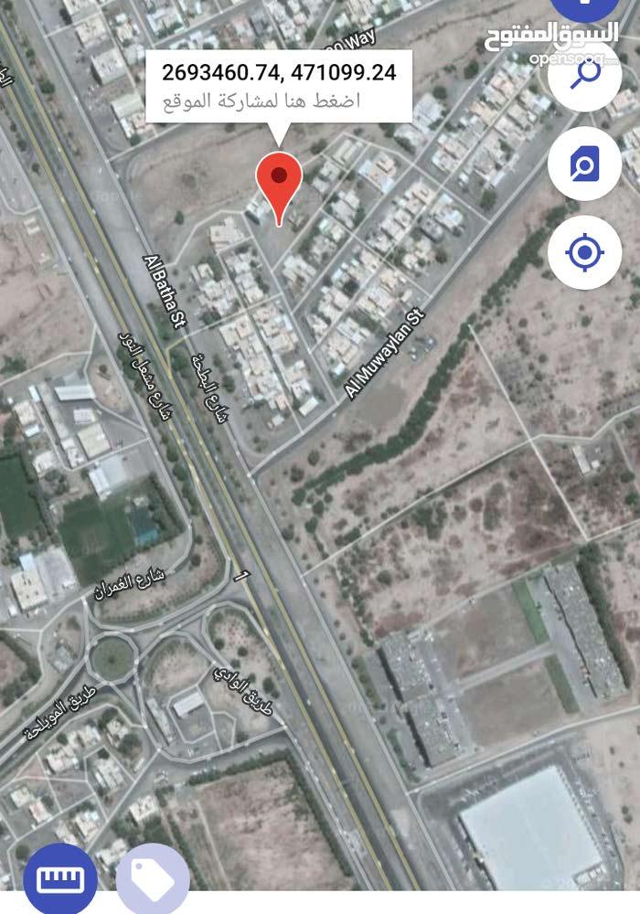 للبيع أرض سكني تجاري الموقع (الطريف) ولاية صحار