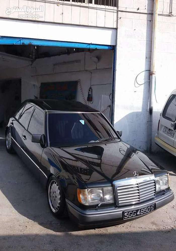 New 1991 E 200