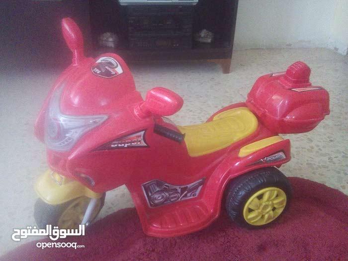 دراجة اطفال كهرائية شحن