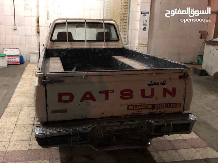 Nissan Pickup 1982 For sale - White color