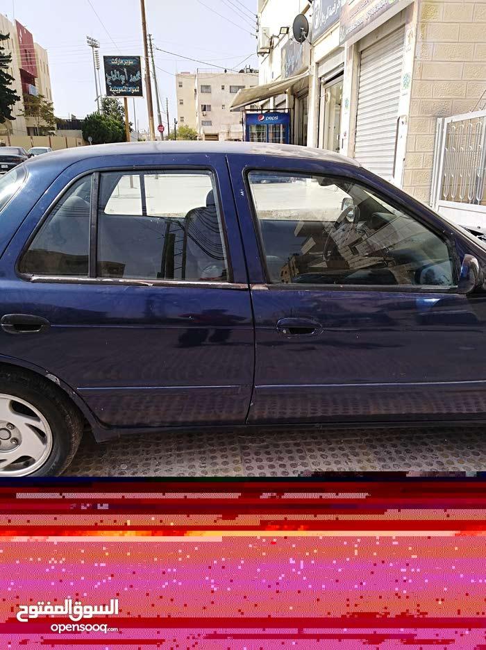 Used condition Kia Sephia 1994 with 90,000 - 99,999 km mileage