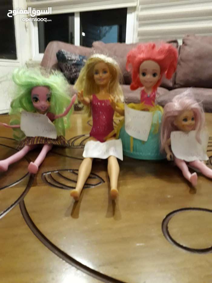 barbies from turkey for female children