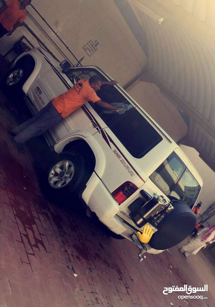 Used condition Nissan Safari 2019 with 1 - 9,999 km mileage