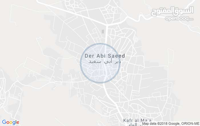 اربد دير ابي سعيد الحي الغربي