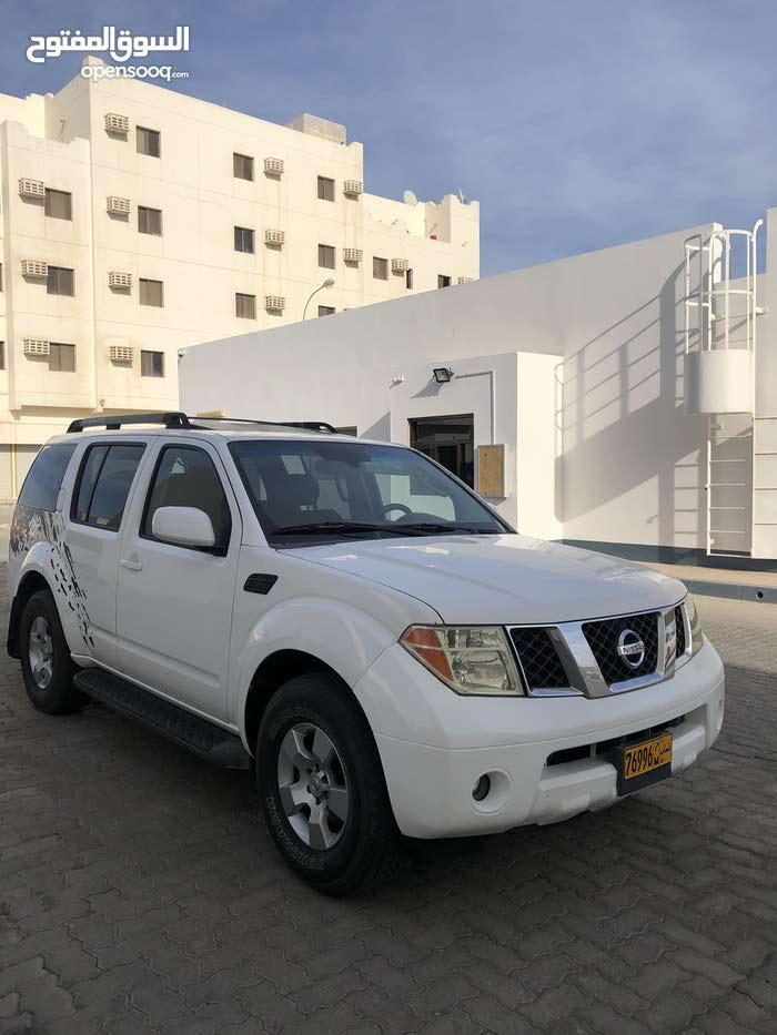 km Nissan Pathfinder 2005 for sale