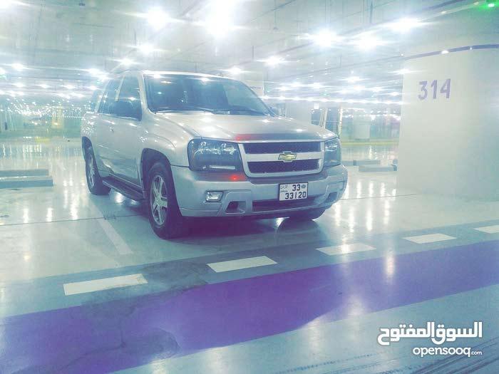1 - 9,999 km Chevrolet TrailBlazer 2006 for sale