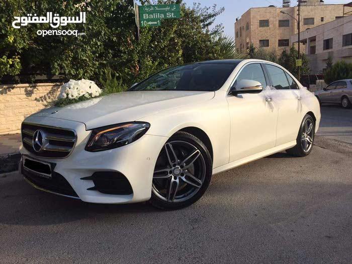 عرض على سيارات المرسيدس للاعراس من سوق الاردن للسيارات