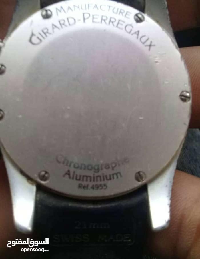 Girard Perregaux Aluminium Chronograph