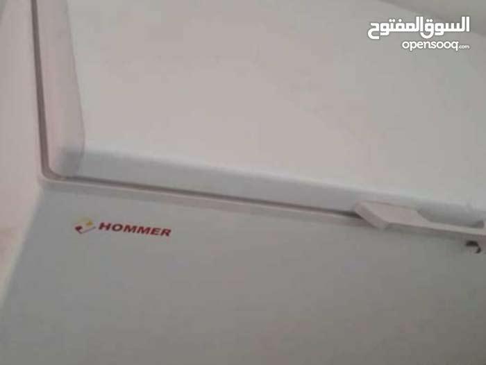 ثلاجة فريز نظيفة استعمال بسيط هومر