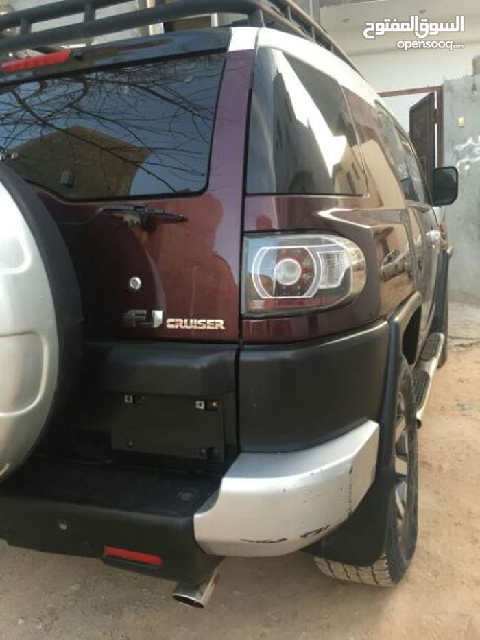 0 km mileage Toyota FJ Cruiser for sale