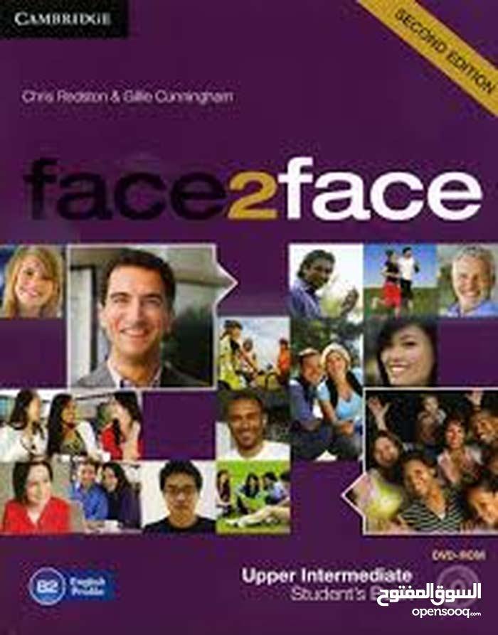 UPPER INTERMEDIATE FACE TO FACE PDF
