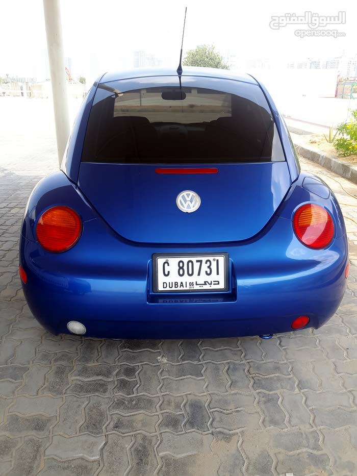 Beetle 2003 first owner