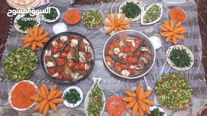 طباخ رز و معلم سناكات مميزة و محضر مايونيز و مثومة بشكل مميز سوري الجنسية