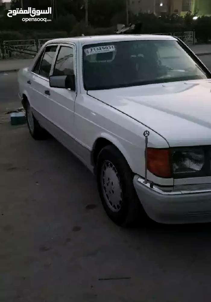 Mercedes Benz E 280 car is available for sale, the car is in Used condition