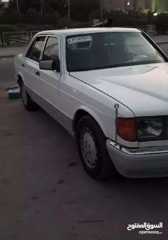 مرسيدس E280 موديل 1983