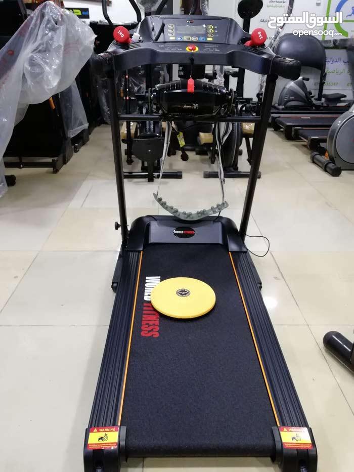 جهاز جري أمريكي الصنع بحمل وزن لغاية 150 كيلو