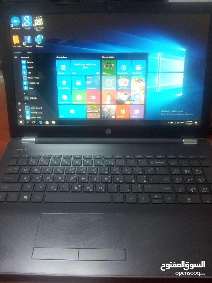 لابتوب -جديد - للبيع مستعجل HP Notebook - 15-bs020ne