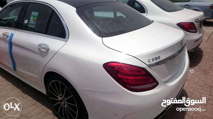 Mercedes Benz C 250 car for sale 2017 in Muscat city