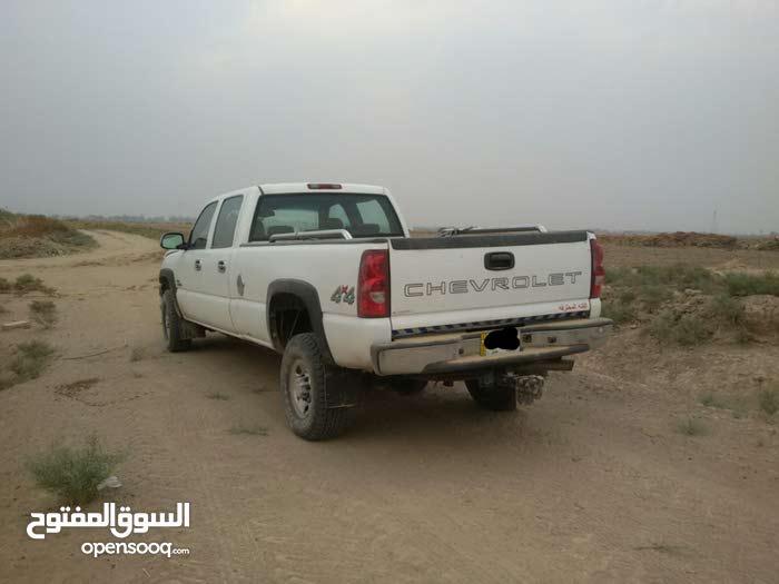 For sale Chevrolet Silverado car in Baghdad