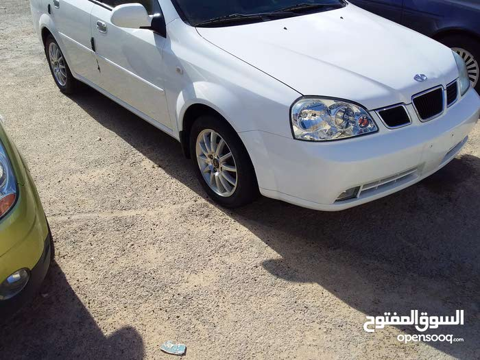Daewoo Lacetti 2004 For sale - White color