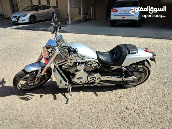 Buy a Harley Davidson motorbike made in 2012