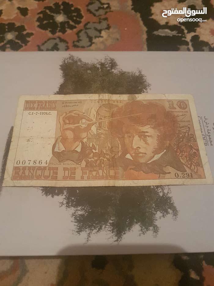 dix francs 1976