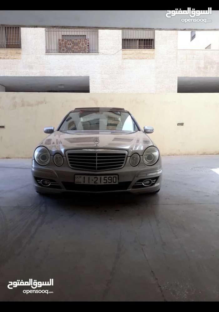 2007 Mercedes Benz E 200 for sale in Amman