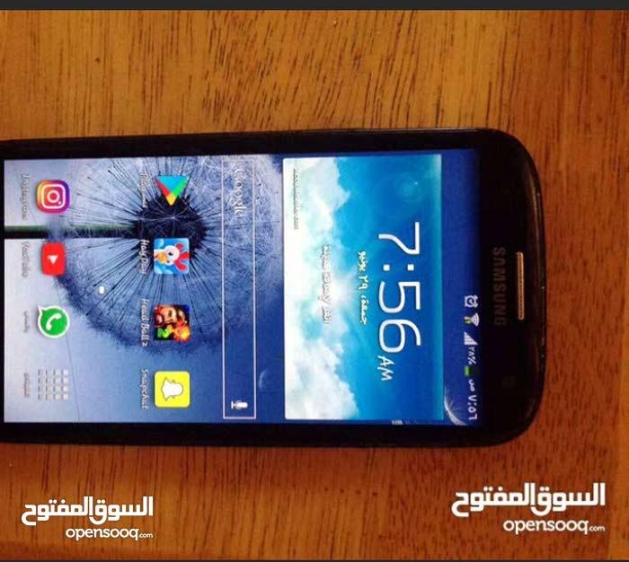 هاتف سامسنج اس3 بحاله جيدة